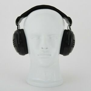 Slim Bluetooth Electronic Hearing Protection Muffs with Sound Amplification