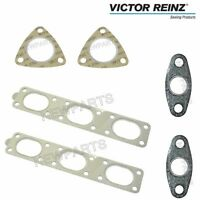 Bmw 2.8/3.2l (96-99) Exhaust Gasket Kit (6 Pcs) Manifold To Head Catalyst on sale