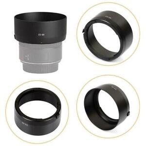 Lens-hood-Shield-ES-68-L-HOODES68-Best-Deal-For-Canon-F1-8-EF50mm-S-S9C6-Ca-N0G5