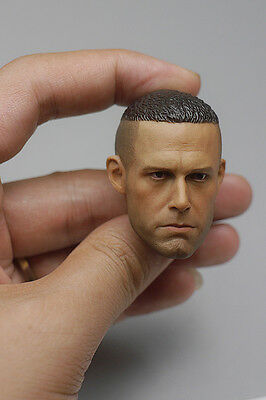 Head Caved 1//6th Actor A-33 Ben Affleck head Model Fit 12in ZC Toys Body Figures