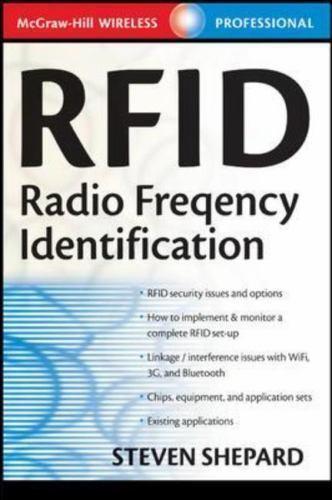 Rfid Radio Frequency Identification By Steven Shepard 2004