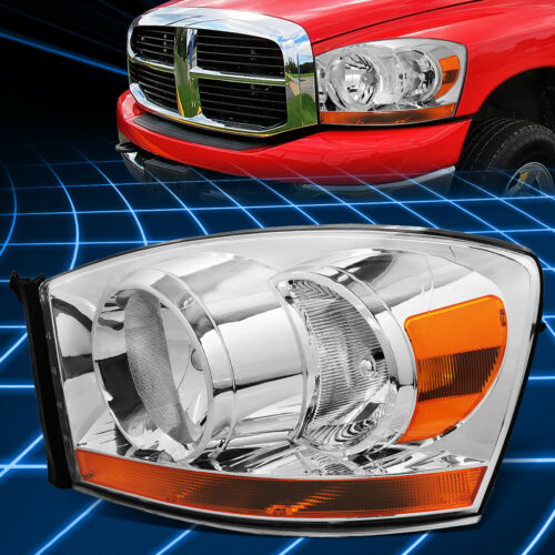 For 07-10 Dodge Ram Truck Left OE Style Headlight Lamp Replacement CH2502180