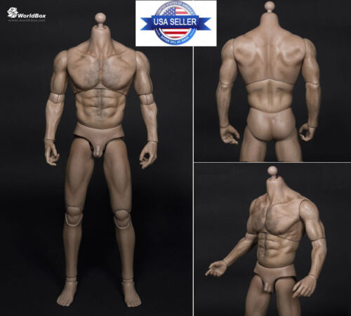 WorldBox 1//6 Muscular Wolverine Body Logan Strong Durable Figure ❶USA IN STOCK❶