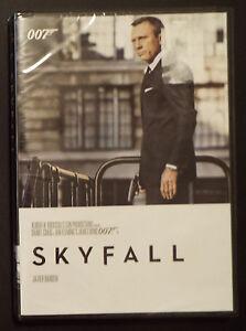 Blu Ray Skyfall James Bond 007 Daniel Craig Naomie Harris