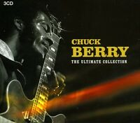 Chuck Berry - Ultimate [new Cd] Uk - Import on Sale