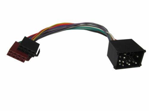 Kenwood CD USB mp3 aux en radio set bmw Cooper mini r50 r52 r53 one adapter