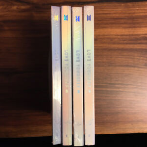 BTS LOVE YOURSELF 結 Answer Album Random (1of 4 ver.) with tracking number