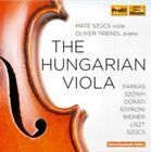 "The Hungarian Viola (CD, Sep-2014, Profil - Edition Gnter H""nssler)"
