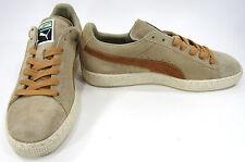 Puma Shoes Suede Classic Natural Cornstalk Brown/Tan Sneakers Size 9.5 EUR 42.5