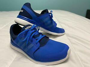 Adidas Neo Women's Cloudfoam Xpression Mid Shoes, Royal Blue, Size ...