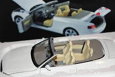 Audi A5 Cabrio 2009 weiß 1:18 Norev neu & OVP 182717