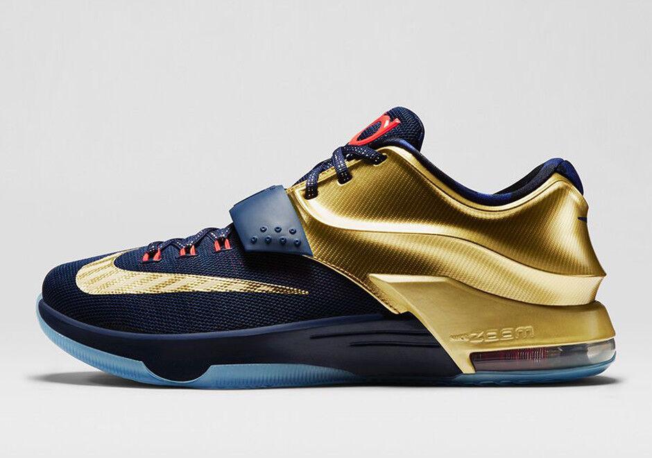 Nike KD 7 VII PRM Gold Medal 706858-476