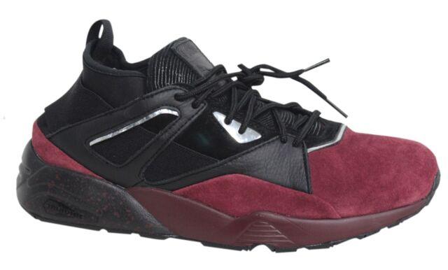 Puma Blaze of Glory Sock Halloween Lace Up Mens Trainers 363547 01 M13