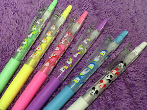 Disney pens look at all those pens! | disney | Pinterest