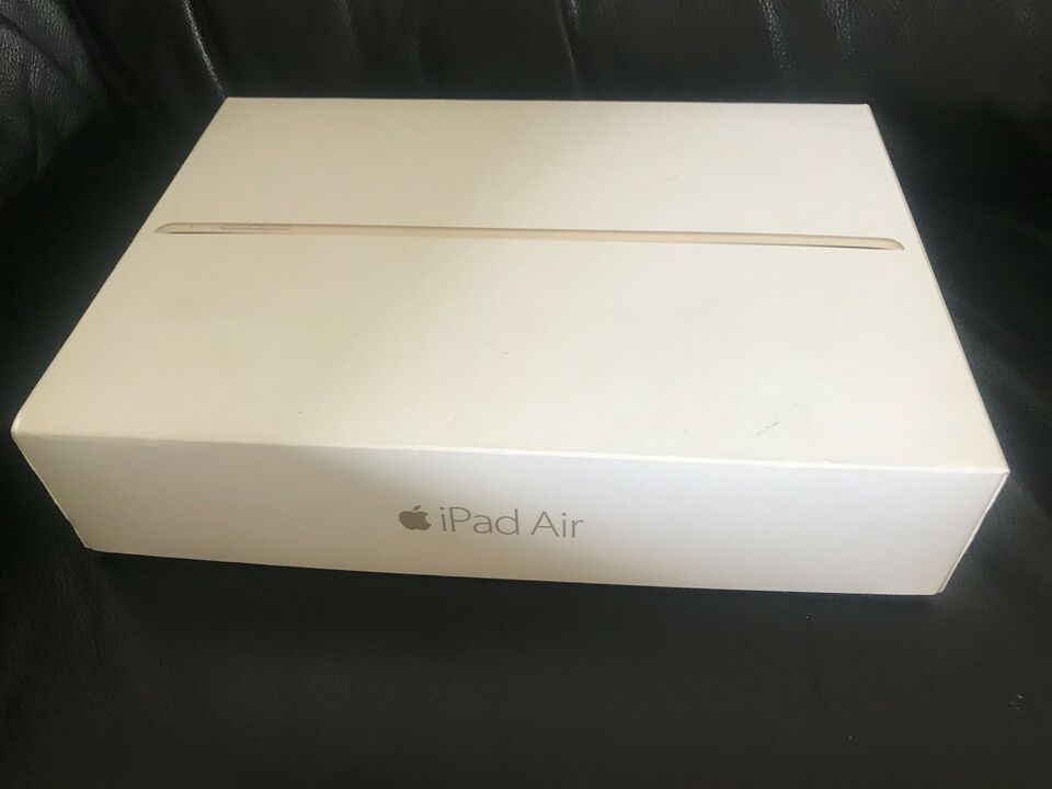 iPad Air 2, 32 GB, hvid