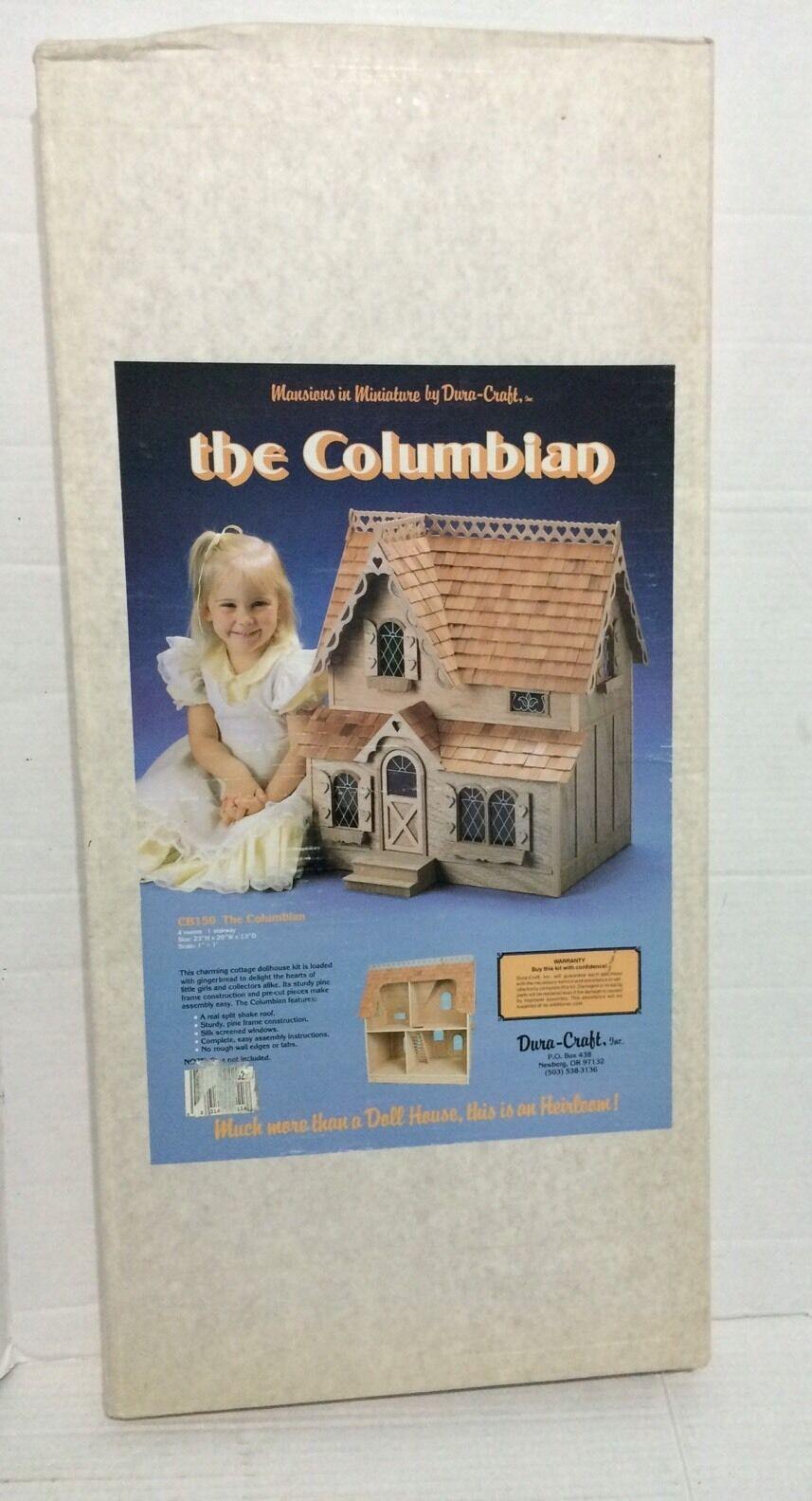 Dura-craft CB 150 el colombiano Casa De Muñecas. mucho más que una casa de Muñecas