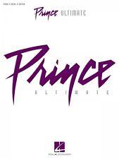 Prince - Ultimate (2010, Paperback)