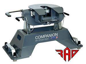 B Amp W Rvk3300 Companion Oem Fifth 5th Wheel Hitch For Ford