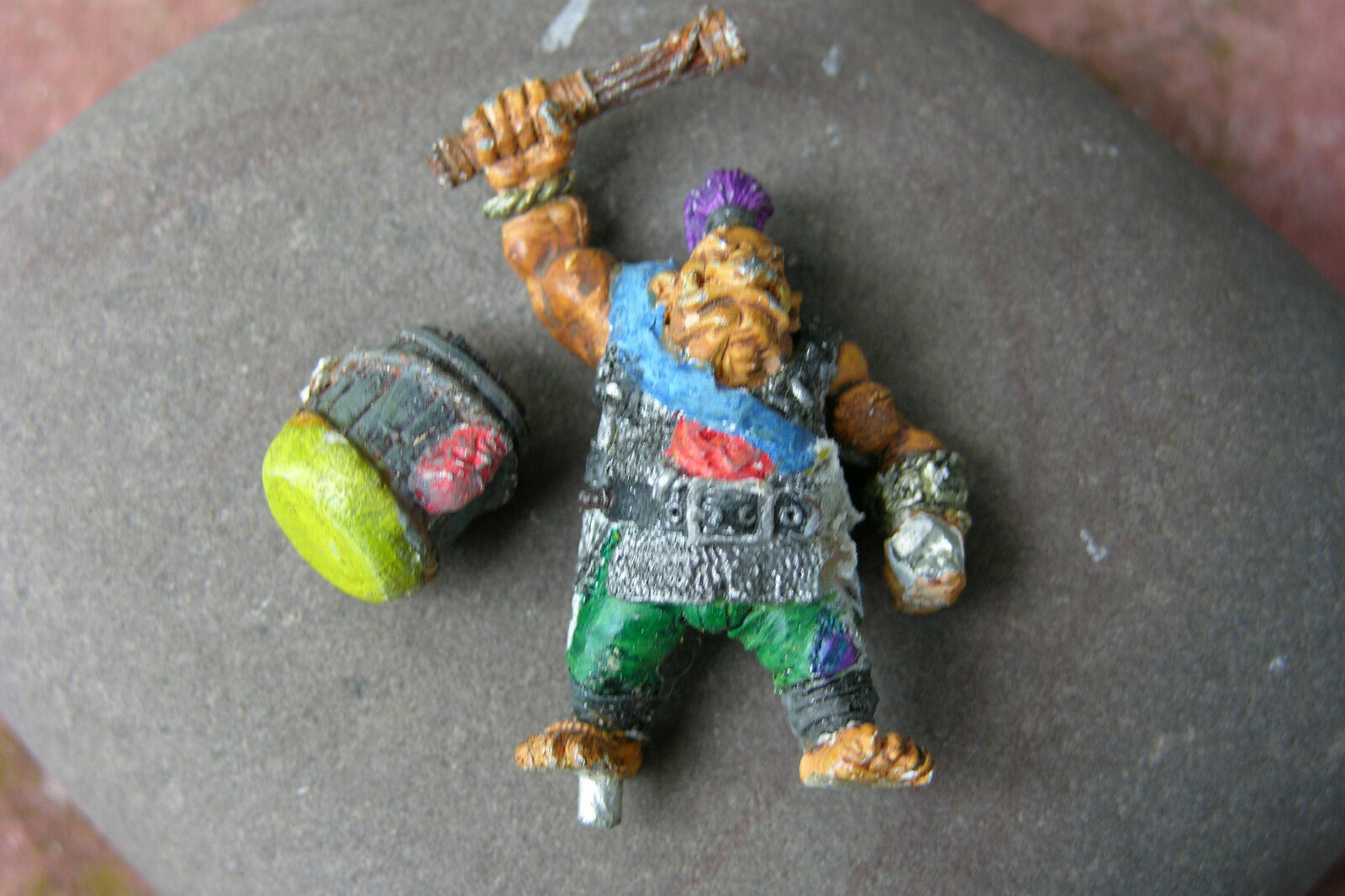 Warhammer Ogro  71 Tamborilero Pintado