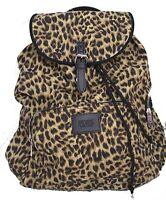 Victoria's Secret Pink Full-size Backpack Leopard Large Bag Animal