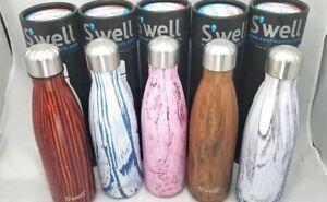 c7bec1c8cb S'well Bottle 17 oz Swell Water Bottle Stainless Steel Wood ...