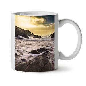 Water Wave Photo Nature NEW White Tea Coffee Mug 11 oz | Wellcoda