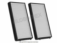 BMW E65 Paper Cabin Air Filter Set AIRMATIC +1 YEAR WARRANTY