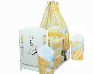 LAYETTE-22-part-set-cot-with-drawer-3-models-Mattress-20-pcs-bedding-set