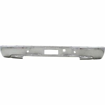 GM1102413 Rear BUMPER FACE BAR For GMC,Chevrolet CHROME New 12472999