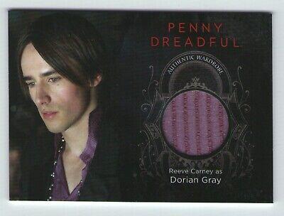Penny Dreadful Season 1 Etching Chase Card E4 Dorian Gray
