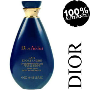 Details about 100% AUTHENTIC BEYOND RARE DIOR ADDICT Perfumed BODY  MOISTURIZER DISCONTINUED
