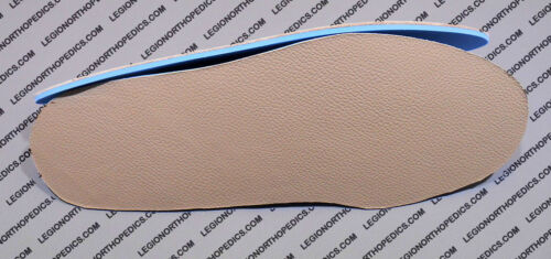 """Leather Insoles foam Flat Inserts for Shoes Boots 1//8/"""" or 3//16/"""" ALL WIDTHS"""