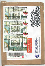 Envolvente de sellos en español