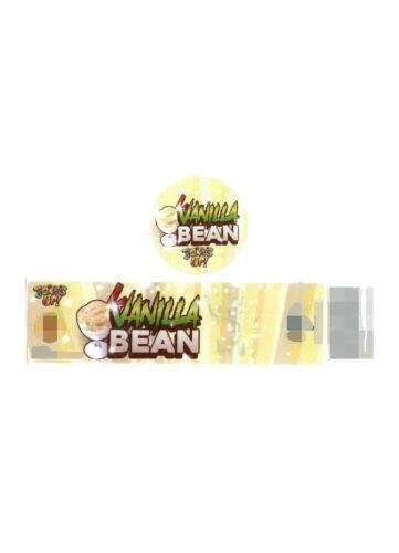 Jokes Up Vanilla Bean Labels Fire Society
