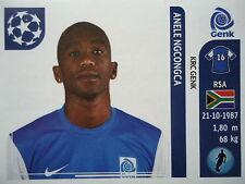 Panini 333 Anele Ngcongca KRC Genk UEFA CL 2011/12