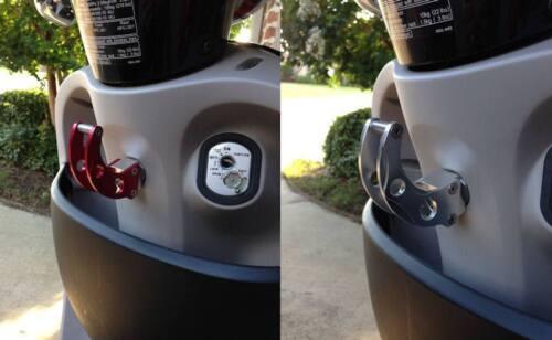 Bag Hook SILVER Giorno Helmet Honda Metropolitan