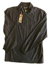 Under Armour Men/'s HeatGear Full-Zip Wind Jacket Navy//Orange S