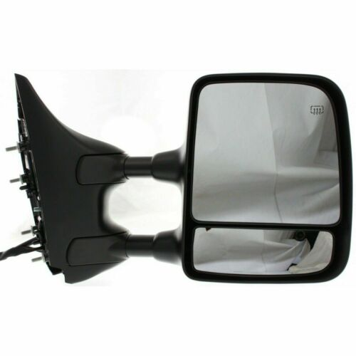 Power Heated Tow Passenger Right Side RH Mirror for 2004-2015 Nissan Titan SE