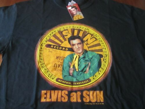 Officially Licensed ELVIS PRESLEY at SUN RECORDS S