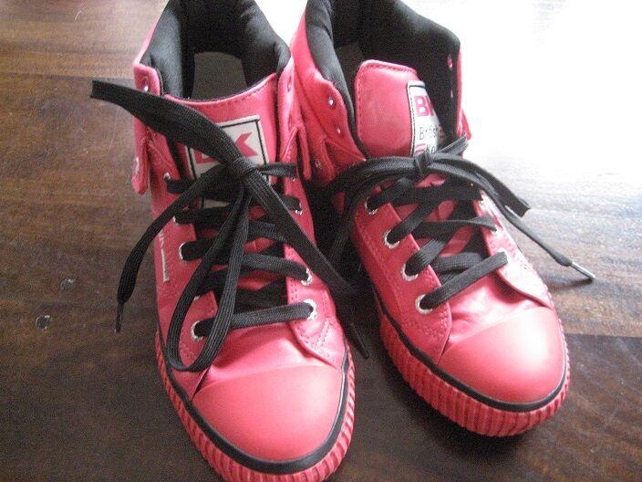 British Knights  Damen Sneaker Pink /Schwarz Größe 38
