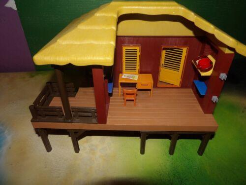 Playmobil 4826 Wildtierpflegestation Oambati Safari Dschungel Abenteuer