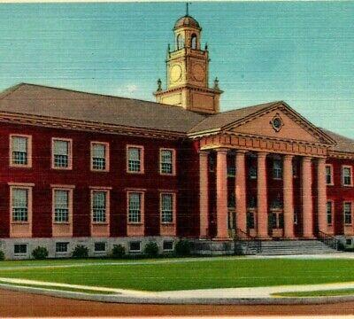Haverhill High School from City Hall Park Massachusetts