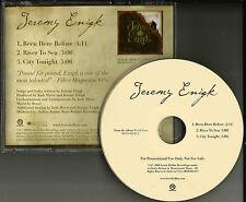Sunny Day Real Estate JEREMY ENIGK 3TRK Sampler 2006 USA PROMO DJ CD single MINT