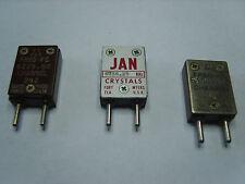 Ft-243 Crystal per dilettanti RADIO TRASMETTITORI RICEVITORI oscillatori scelto!
