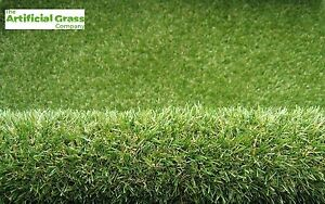 Image Is Loading Remnant Artificial Grass Fake Patio Garden Lawn 1m