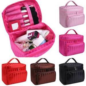 Womens-Travel-Cosmetic-Make-Up-Zipper-Bags-Handbag-Toiletry-Organizer-Case-Pouch