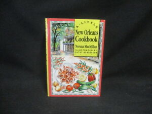 Very-G-A-Little-New-Orleans-Cookbook-Appletree-Pre-Norma-MacMil-978086281