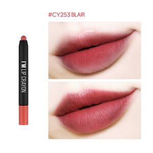 memebox i m matte lip crayon lip stick tint pencil cy253 blair