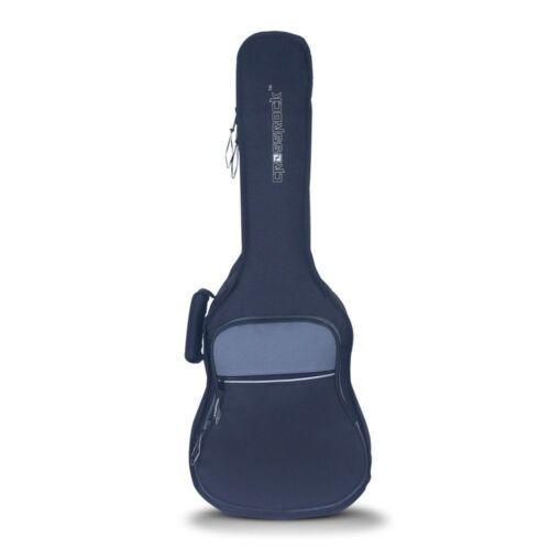 39-Inc Crossrock CRSG106CBG 10mm Padded Gig Bag Full Size Classical Guitar