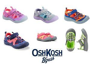 Begeistert Osh Kosh Kleinkinder Kinder Mädchen 'jungen' Bauch Zeh Sandalen { You Auswahl Mädchen-accessoires
